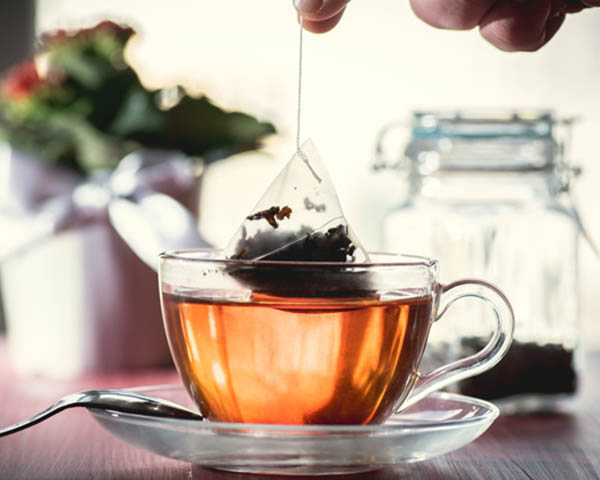 Premium teabags leak microplastics, according to study